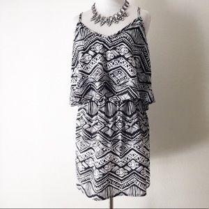 BeBop | Geometric Printed Dress